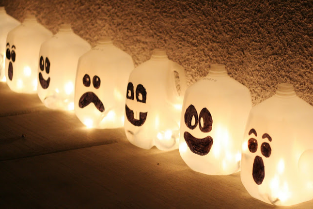 Halloween diy tutorials by daily dead geek decor - Deco d halloween a fabriquer ...